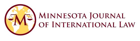 Minnesota Journal of International Law